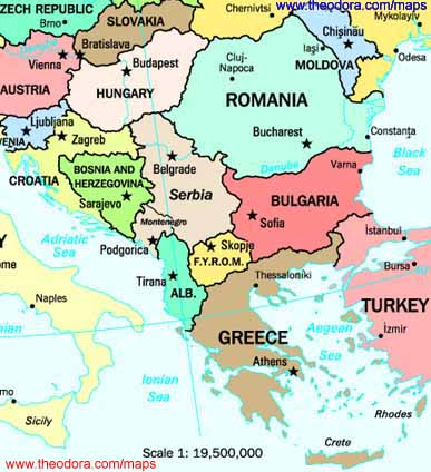 Why the Balkan Countries Hate Each Other kaisertigerstar